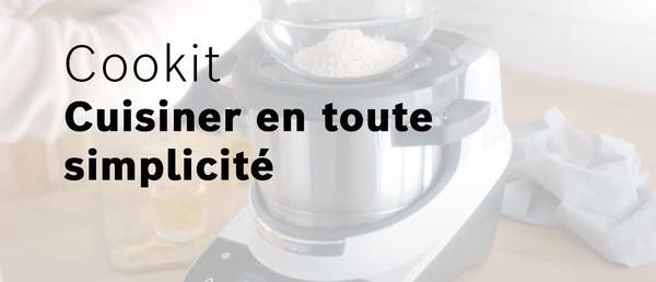 Robot Cuisine Cookit Bosch