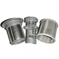 Microfiltre / filtre central lave vaisselle 10002494 00427903 origine Bosch Siemens