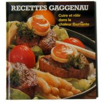 Livre de cuisine  Gaggenau