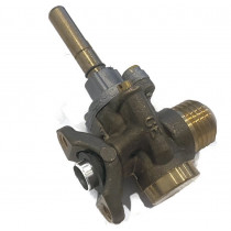 Robinet gaz plaque de cuisson Bosch Siemens 00424747