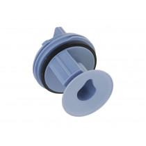 Bouchon pompe de vidange / filtre peluches 00605010