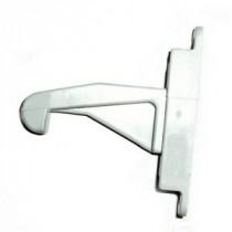 Crochet de fermeture de porte Sèche linge 154074 d'origine Bosch et Siemens
