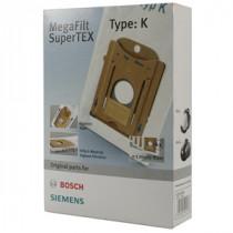 Sacs aspirateurs Bosch / Siemens  468265 Type K