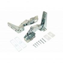 Charnières de porte réfrigérateur Gaggenau , Bosch , Siemens , Neff  489424