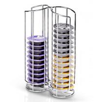 Distributeur T-Disc / Support capsules rotatif pour 32 dosettes Tassimo Bosch