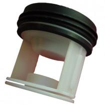 Bouchon pompe de vidange / filtre de pompe d'origine Bosch Siemens 601996