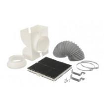 Kit de démarrage pour mode Recyclage avec filtre charbon 706594