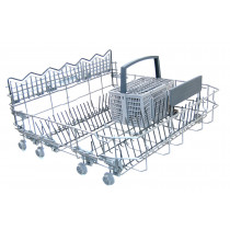 Panier inférieur de lave-vaisselle 00680997 Bosch Neff Siemens