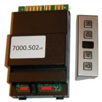 Kit clavier de commande complet Novy 990022 7000502 7000506