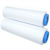 Cartouche  filtrante  ( jeu de 2 ) de résine pour Aquafilter  pour déminéralisateur Euronda . 816042