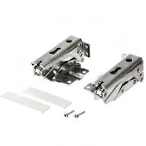 Jeu 2 Charnieres 00481147 d'origine Bosch Siemens Neff Gaggenau