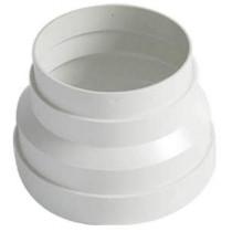 Reducteur Flexible / tuyau d'evacuation 125 / 150 mm