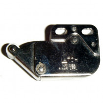 Cliquet ou pusch pull pour porte habillage lave linge Gaggenau ew115 ew125 ou Smeg 977690048