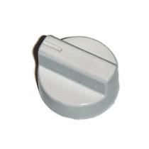 Manette/bouton blanc de hotte D874027