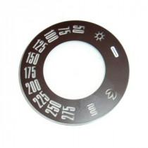 Disque grand four eb638 indicateur de chaleur 156892