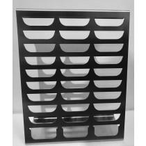 Distributeur dosettes t-disc tassimo Bosch inox design
