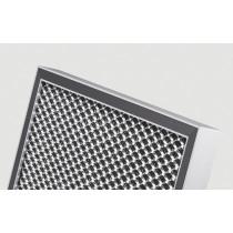 Filtre métalique  400 x 300 mm de rechange Gutmann TZ 401 RE 401