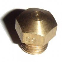 Injecteur gaz butane propane plaque gaz d'origine Gaggenau 68 référence 156133