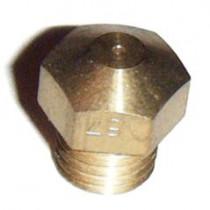 Injecteur gaz butane propane plaque gaz d'origine Gaggenau 87 référence 156134