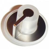 Bouton ou manette de plaque Smeg 694975951