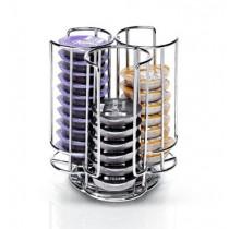 Distributeur T-Disc / Support capsules rotatif pour 30 dosettes Tassimo Bosch