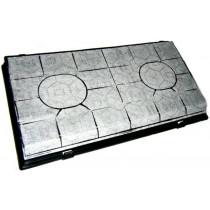 Filtre charbon C00090807 modèle 190