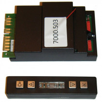 Clavier de commande complet Novy D7400043