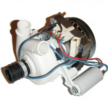 Moteur / Pompe de cyclage Indesit hotpoint ariston