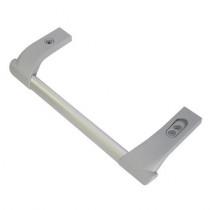 Poignée gris mat C00272478 pour réfrigérateurs Indesit , Scholtes, Hotpoint Ariston