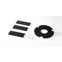 Filtre à charbon ELICA long life Evolution, Mod. F00433/1