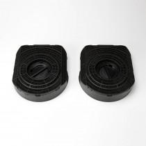 Filtre à charbon Mod 200  F00169/1S  (lot de 2)
