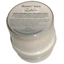 Renov Inox - hottes Roblin Crème régénérante pour les surfaces en Inox