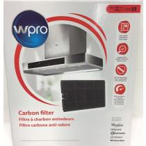 Filtre a charbon Wpro Type 35 CHF035 484000008675