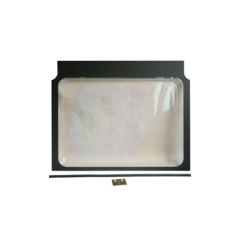 vitre int rieure de porte de four 00472068 d 39 origine bosch. Black Bedroom Furniture Sets. Home Design Ideas