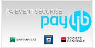 Paiement sécurisé Paylib